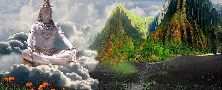 Yoga Shiva Berge