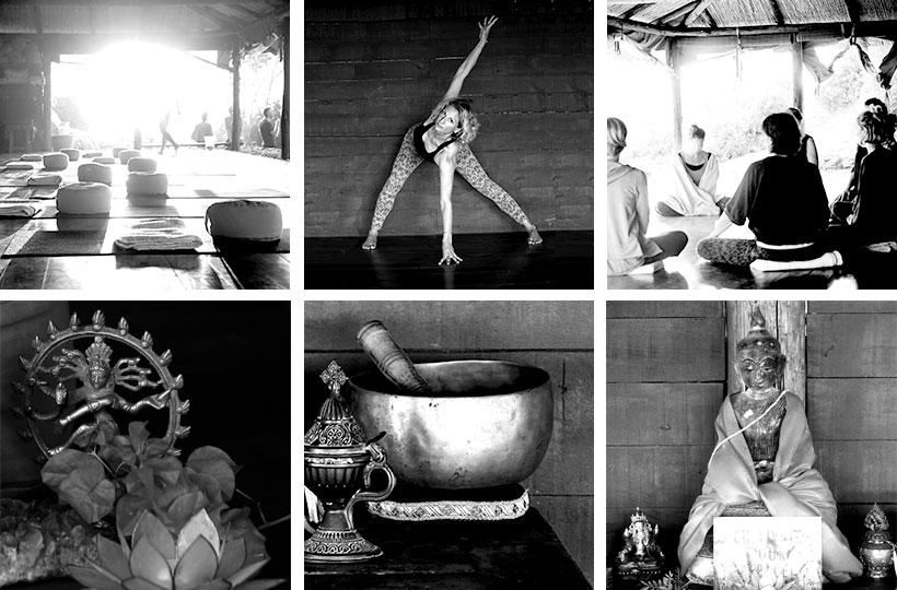 YOGA Anusara Meditation